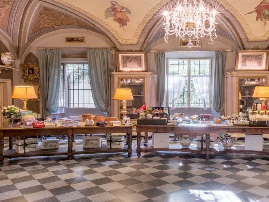 Musei ingresso gratuito Firenze Officina profumo farmaceutica Santa Maria Novella