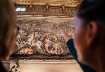 Palazzo Vecchio Domenica metropolitana Firenze 1 primo settembre 2019