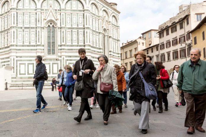 Percorsi Cosimiani tour guidati gratuiti Firenze Arezzo Siena Pisa Livorno Cerreto Guidi La Verna