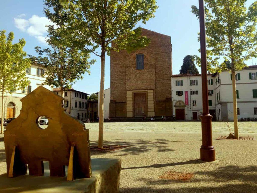 Piazza Carmine Oltrarno Firenze