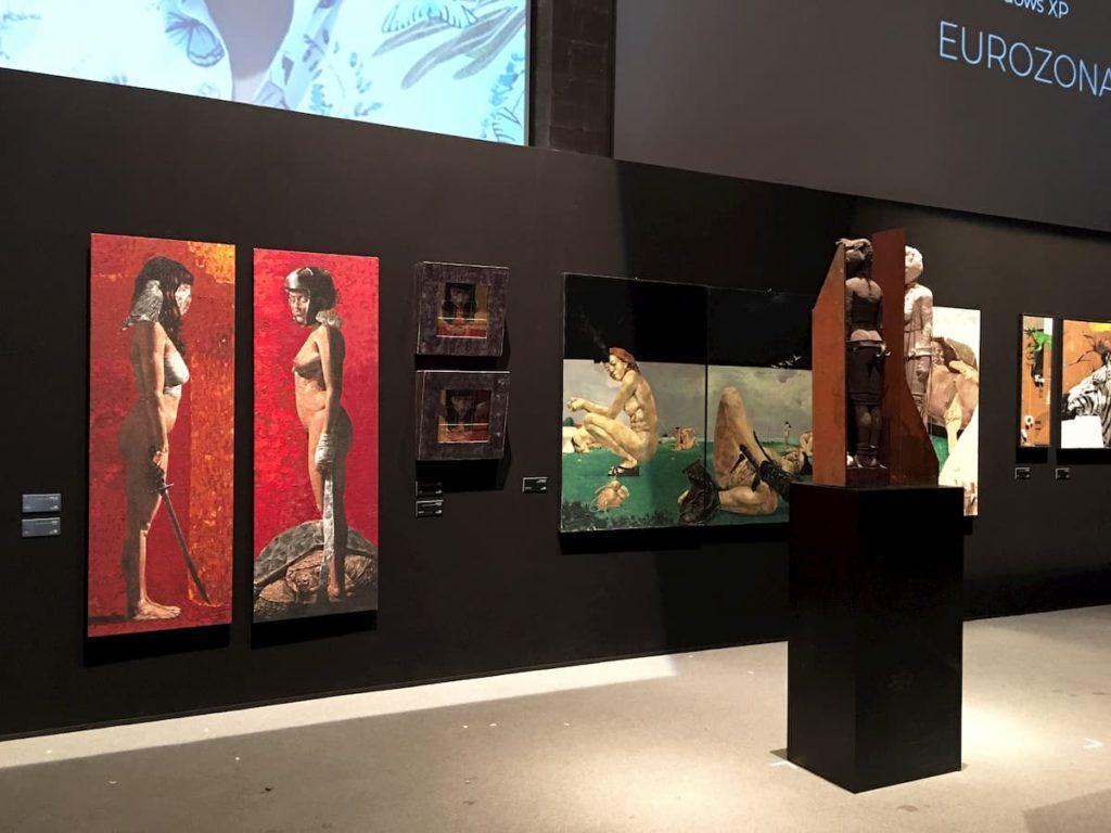 Tiziano Bonanni Identity mostra Firenze
