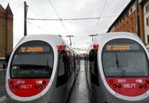 Tramvia Firenze linea 2 estensione Sesto Fiorentino