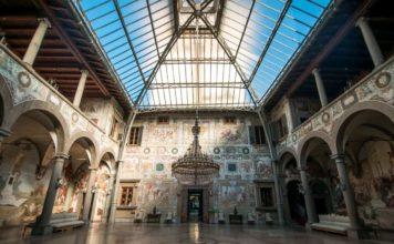 Villa medicea Firenze Petraia da vedere