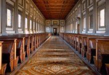 Biblioteca medicea Laurenziana Firenze GEP 2019
