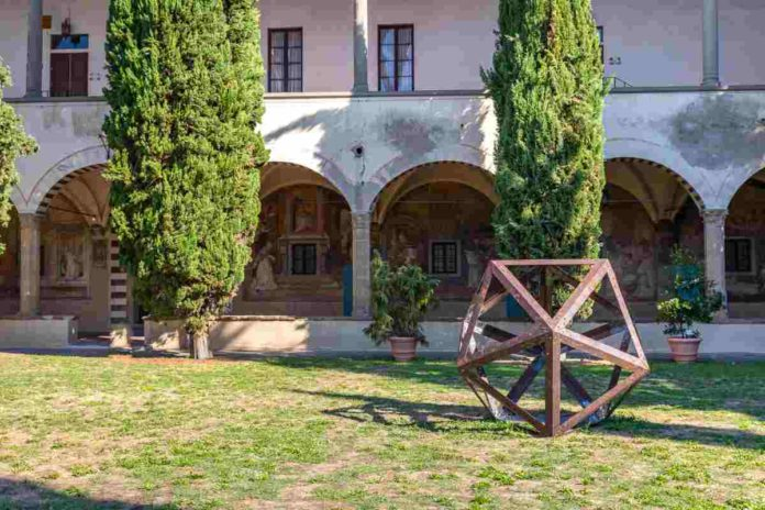 mostra botanica Leonardo da Vinci Firenze Santa Maria Novella