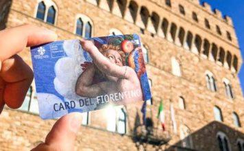 Card fiorentino come si acquista dove farla Firenze