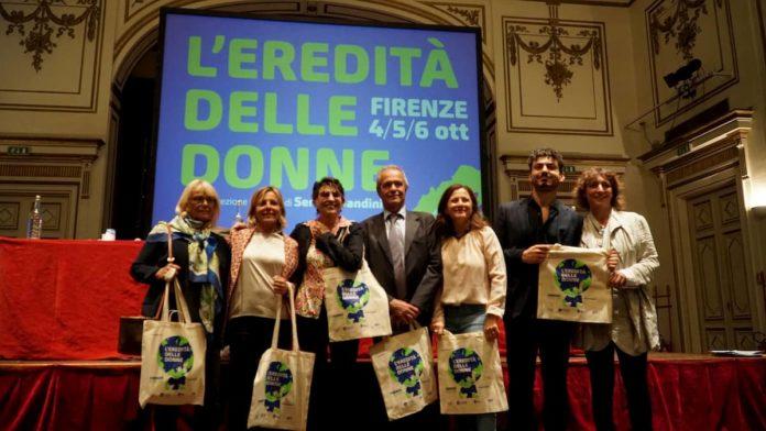 Eredità delle Donne 2019 programma Firenze