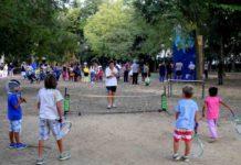 Festa Sport Firenze Quartiere bambini