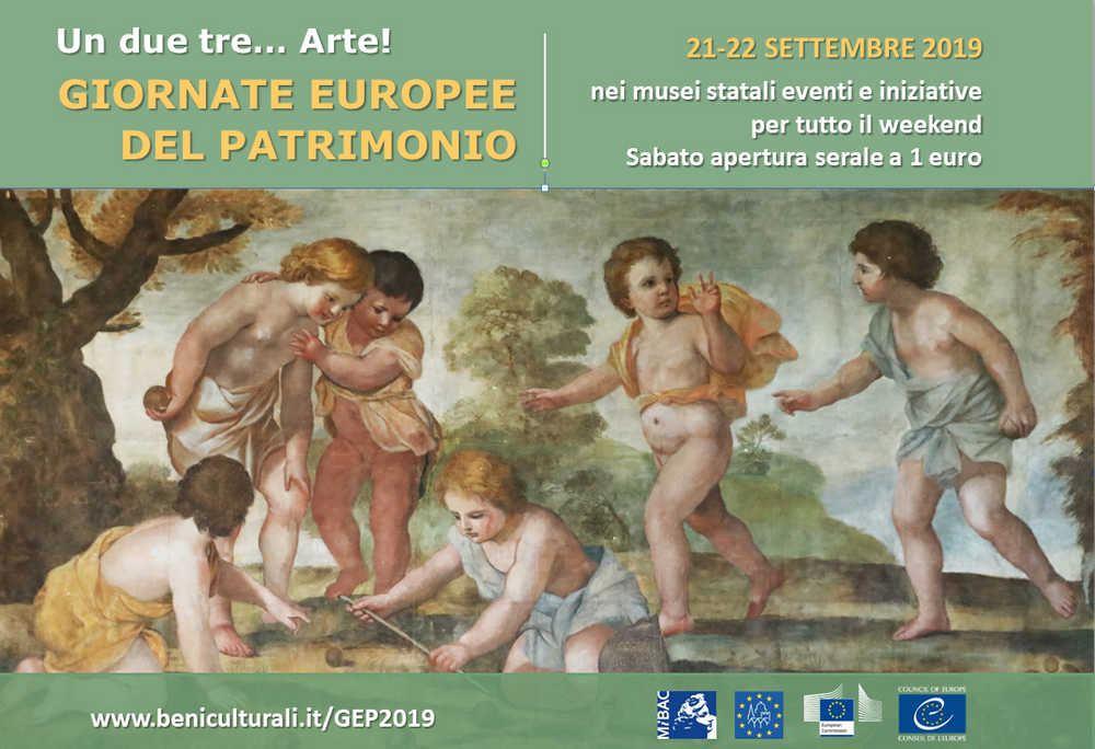 Giornate europee patrimonio 2019 Firenze musei