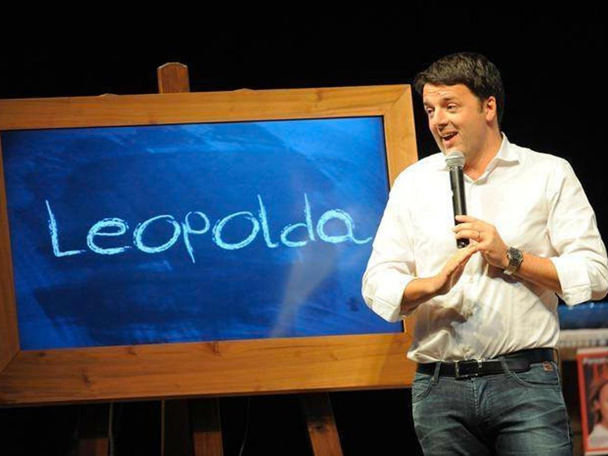 Matteo Renzi lancia il nuovo partito alla Leopolda 2019: come ...