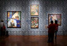 Natalia Goncharova mostra Palazzo Strozzi Firenze