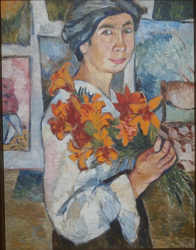 Natalia Goncharova Firenze