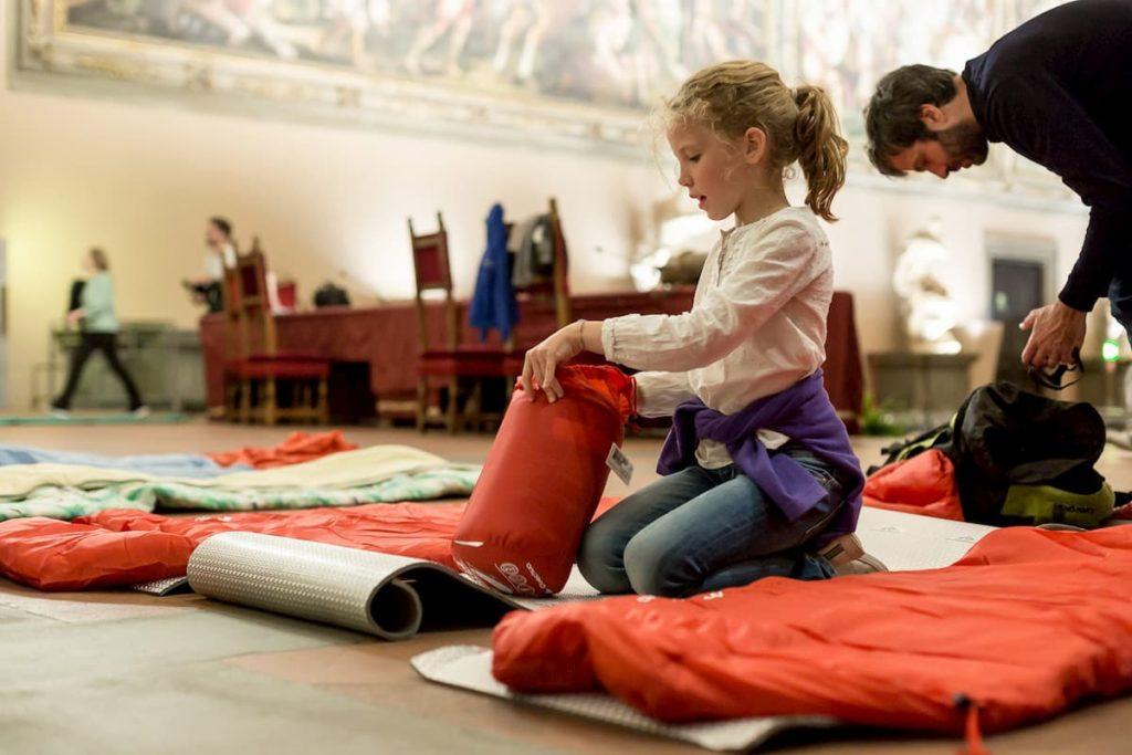 Firenze bambini fine settimana 21 settembre Palazzo Vecchio
