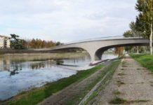 tramvia nuovo ponte Arno Firenze sud Bagno a Ripoli