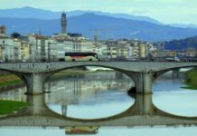 Traffico Firenze Ponte Vittoria