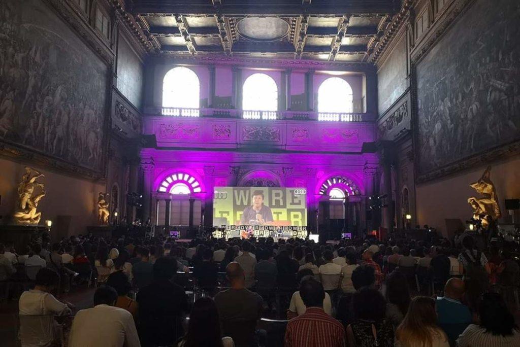 Wired Palazzo Vecchio eventi