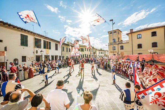 Festa medievale di Brozzi