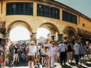 Firenze e l'overtourism
