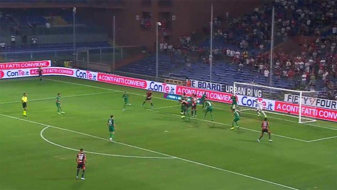 Genoa Fiorentina 2:1 - 1 settembre 2019