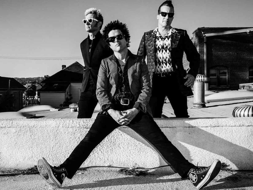 Green Day Firenze Rocks 2020 estate