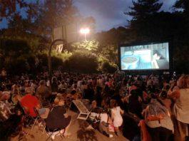 Cinema alla Montagnola Firenze