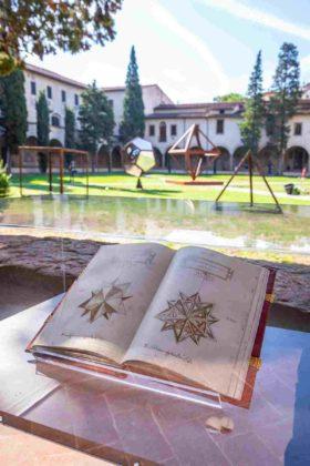 Codice leonardo Santa Maria Novella