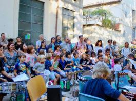 L'Orchestra Trasversale di San Frediano e Santo Spirito
