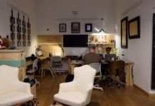 Coworking Via del Porcellana 59 rosso