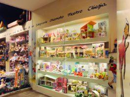 Dreoni giocattoli Firenze negozio