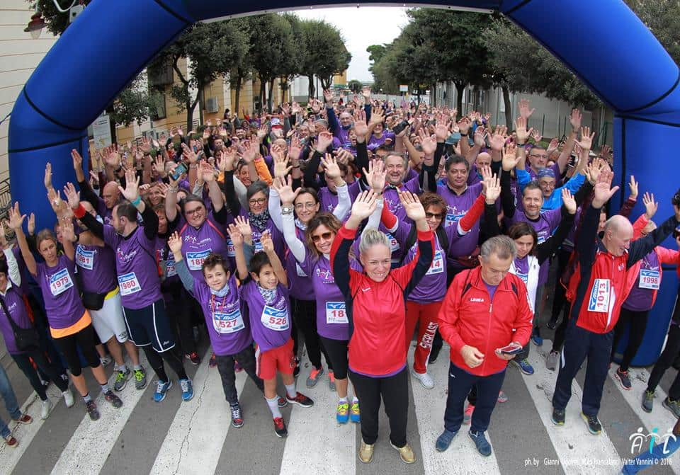 Ponte Ognissanti Firenze Ailoverunning 2019 3 novembre