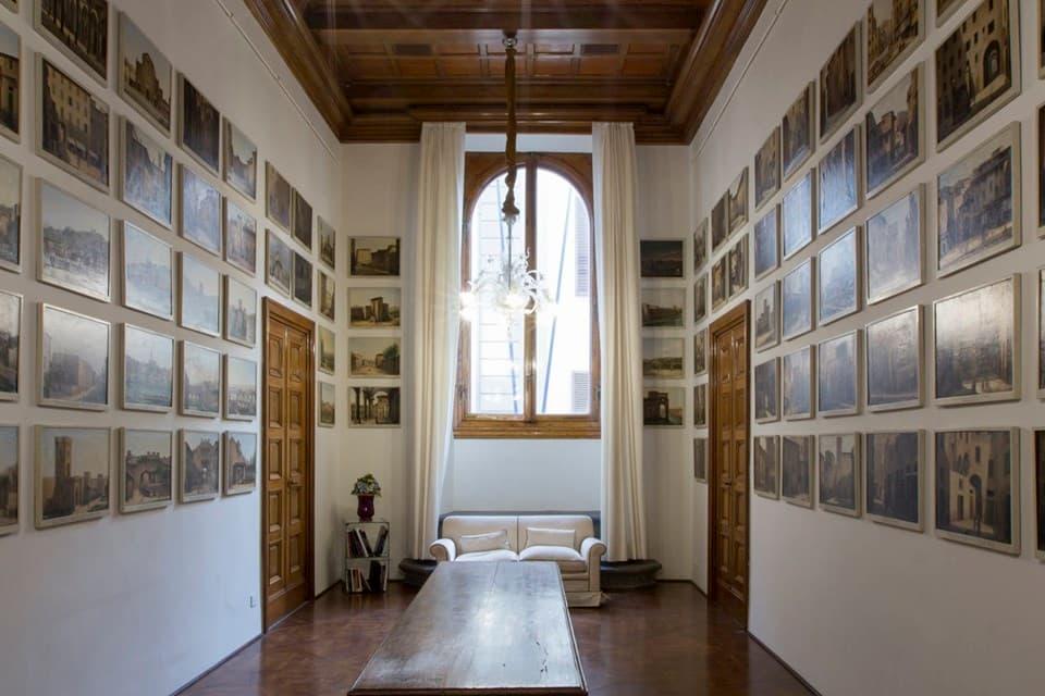Collezione arte Fondazione Cr Firenze visite fine settimana