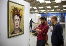 Florence Biennale arte contemporanea