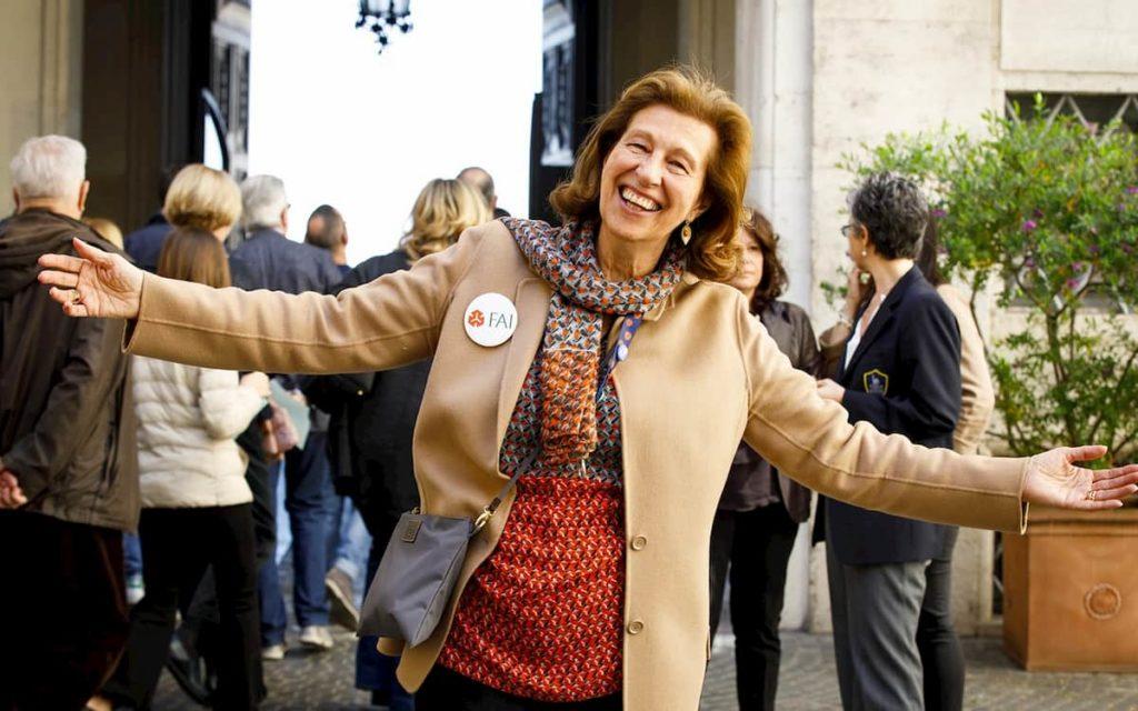 Volontari Fai fondo ambiente italiano
