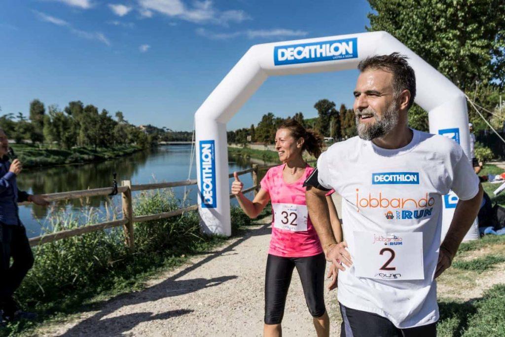 JObbando run Firenze fine settimana 20 ottobre
