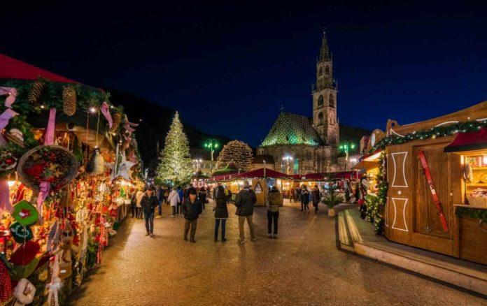 Mercatini Natale Italia più belli Bolzano