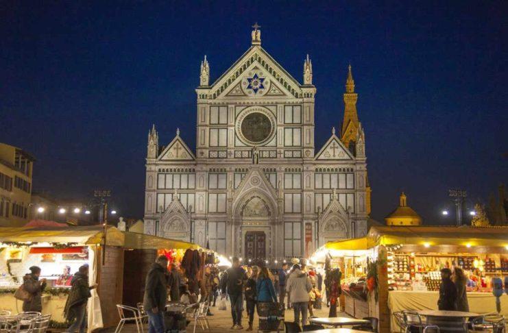 Mercatini Natale Firenze 2019 centro