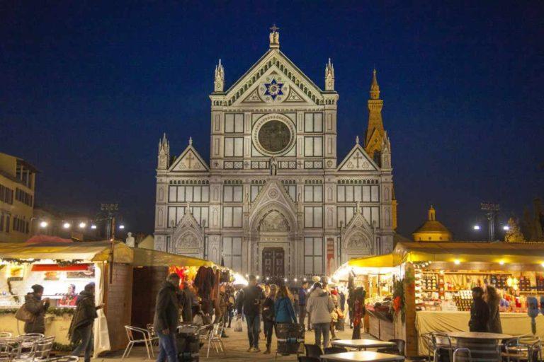 Mercatini di Natale a Firenze 2019: tutte le date e dove sono