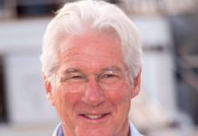 Richard Gere Firenze
