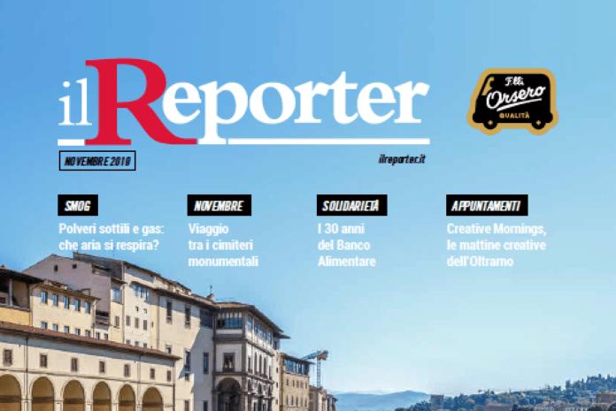 Il Reporter novembre 2019