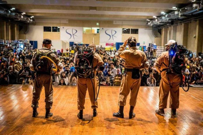 Squadra 17 Ghostbusters Toscana Cosplay