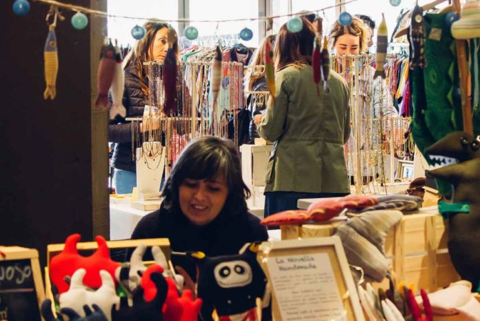 Visarno Market mercatini Firenze weekend