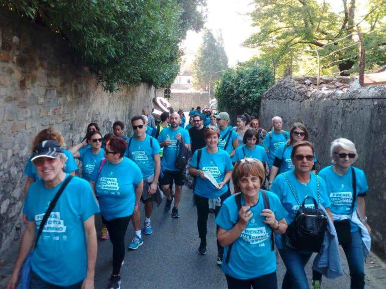 Cinque percorsi per una passeggiata: Firenze, una Città in cammino