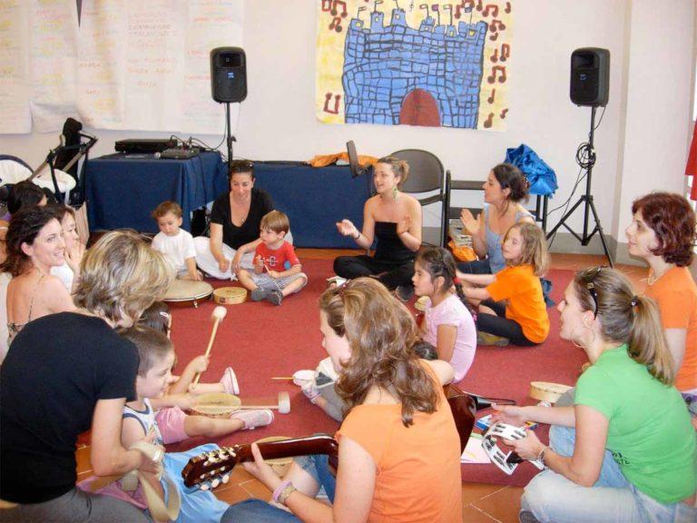 Riapre la ludoteca musicale del Centro studi musica & arte