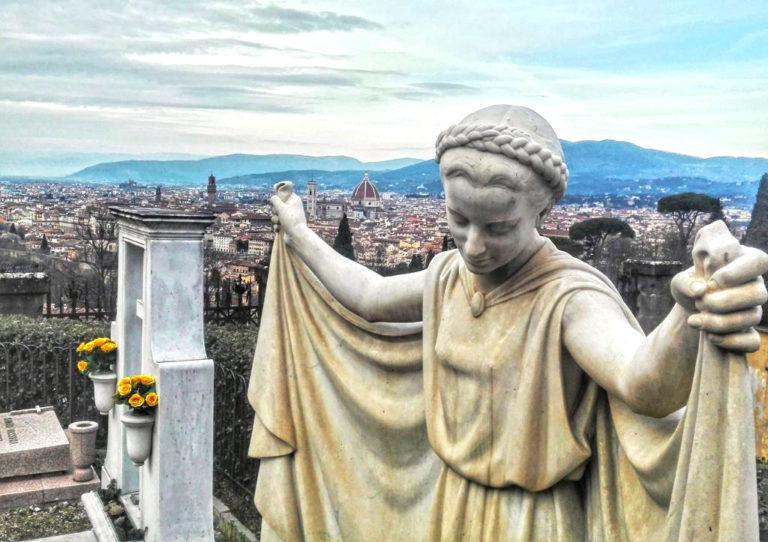 Viaggio nei cimiteri monumentali di Firenze