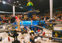Eventi Firenze weekend cosa fare 8 9 10 novembre 2019 mostra Lego