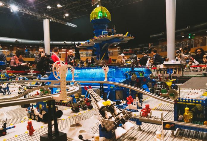 Eventi Firenze weekend cosa fare 8 9 10 novembre 2019 mostra Lego
