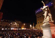 Capodanno Firenze 2020 in piazza