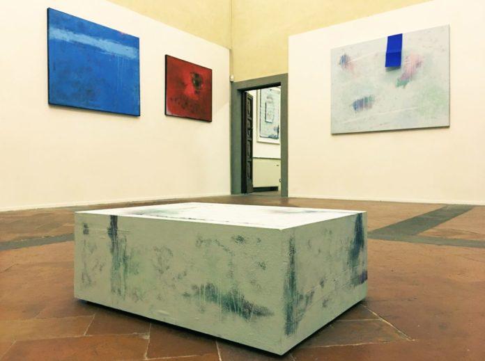 Deep Giuliano Caporali mostra Firenze Palazzo Medici Riccardi
