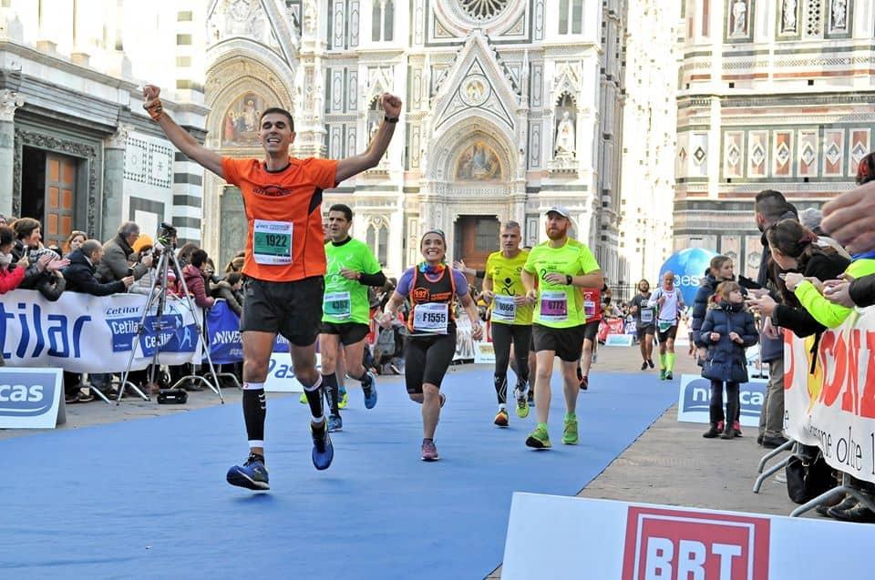 Podismo Firenze maratona