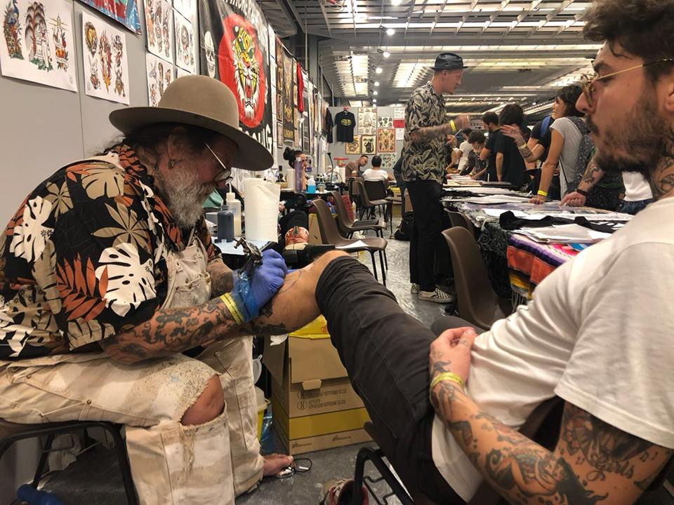Florence Tattoo Convention 2019 Eventi fiere firenze